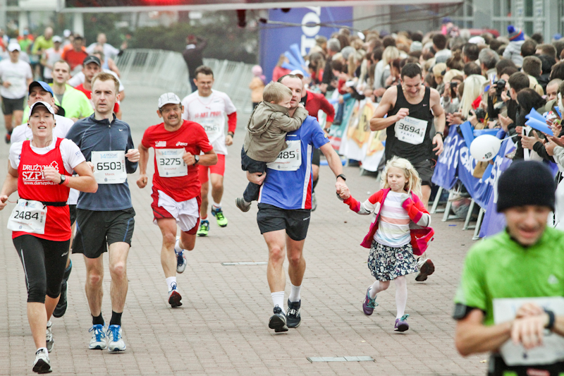 3 thousand runners signed in to 17th Poznan Maraton!