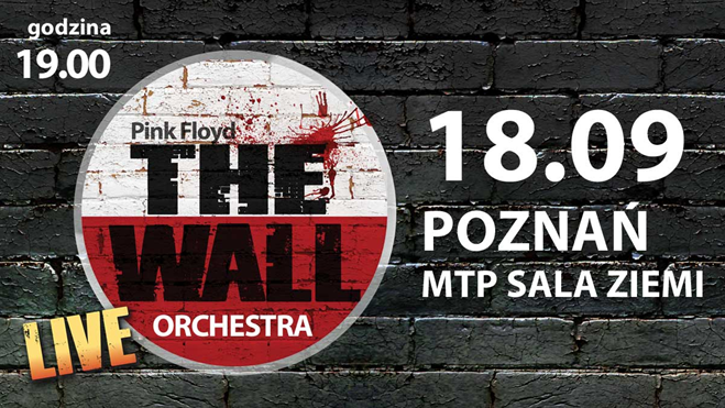 Pink Floyd The Wall Orchestra