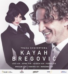 Kayah & Bregovic Tour