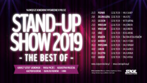STAND-UP SHOW 2019 - The Best of @ MTP 3A